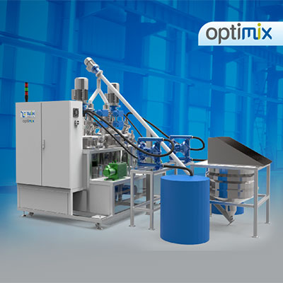 Dry Type Transformer | Mixing and Dispensing for PU Resins