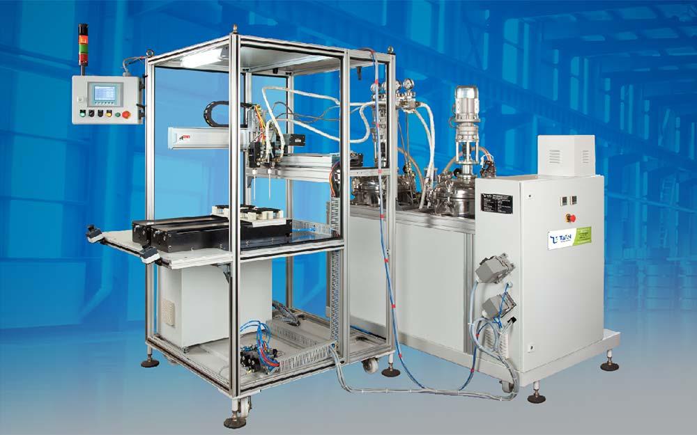 battery lid sealing machine manufacturer, lid seal battery machine  manufactures