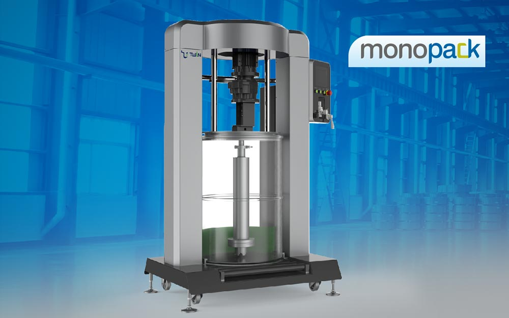 Mixing And Dispensing For PU Resins, Epoxy, Sealants And